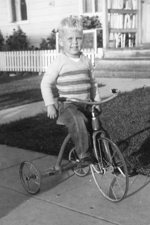Dave in Richmond, CA (circa 1951)